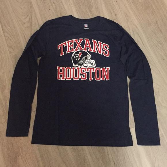 2097f075 Brand New Kids Houston Texans Shirt (large 14-16)